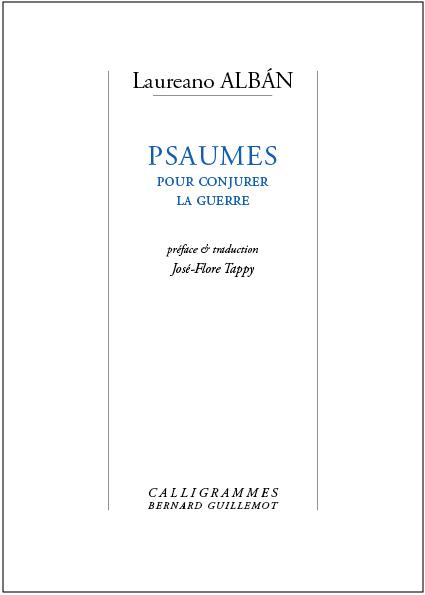 Sortie : «Poèmes bilingues» de Laureano Albàn