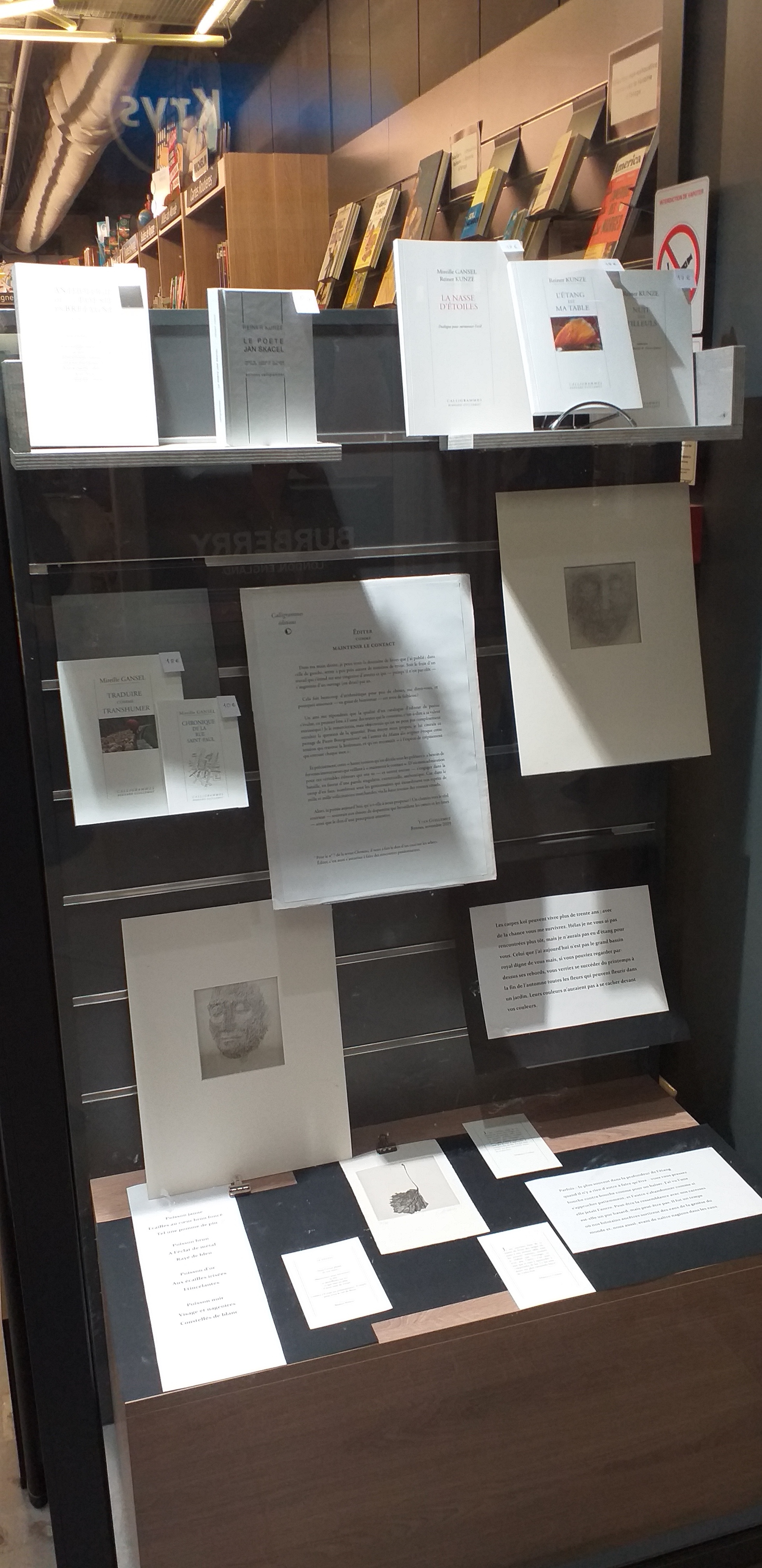 Rennes 2019 - Librairie Le Forum du livre