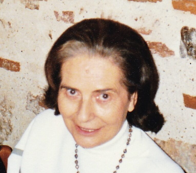 Notice biographique d'Hélène Cadou